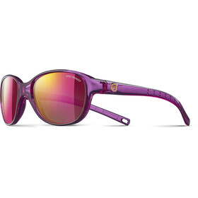 Julbo Romy Spectron 3CF Sunglasses Kids 4-8Y Translucent Purple-Multilayer Pink